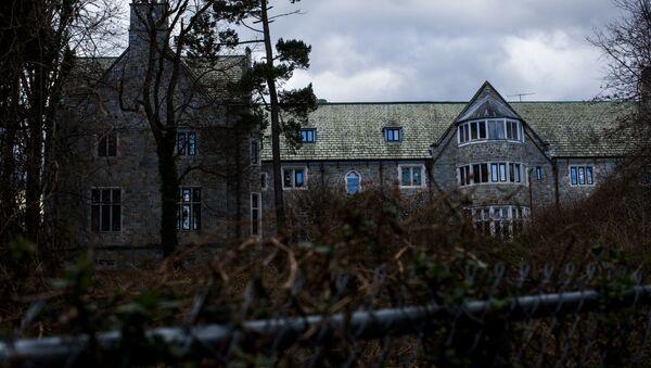 Dům Killenworth, který je diplomatickým majetkem RF v USA - Sputnik Česká republika