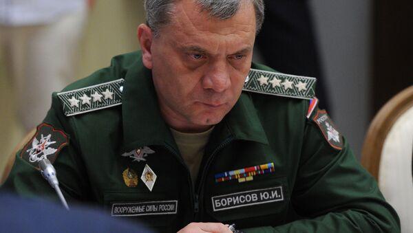 Náměstek ministra obrany Jurij Borisov - Sputnik Česká republika