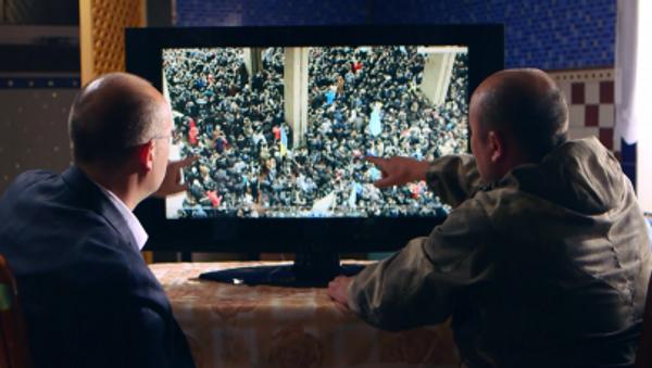 Záběr z filmu Krym. Cesta do vlastí - Sputnik Česká republika