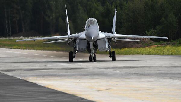Stíhací letoun MiG-29 - Sputnik Česká republika