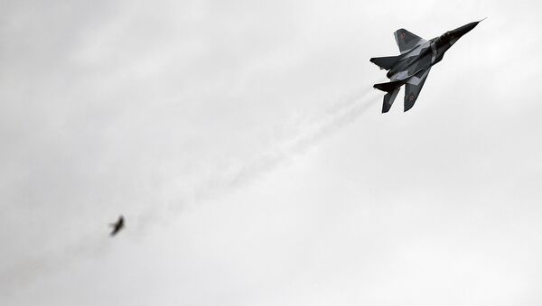 Víceúčelová stíhačka MiG-29 - Sputnik Česká republika