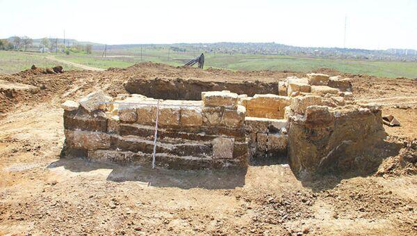 Starobylá řecká hrobka na Krymu - Sputnik Česká republika