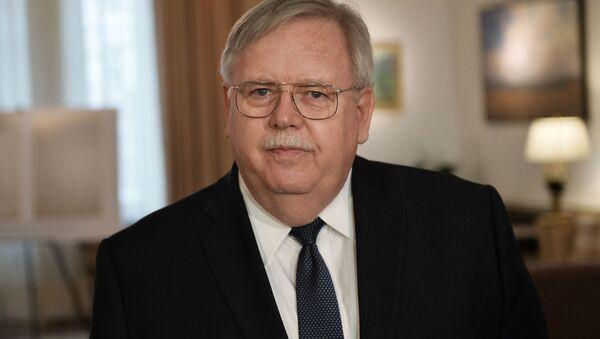 Americký velvyslanec v RF John Tefft - Sputnik Česká republika