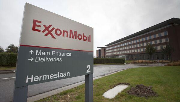 ExxonMobil - Sputnik Česká republika