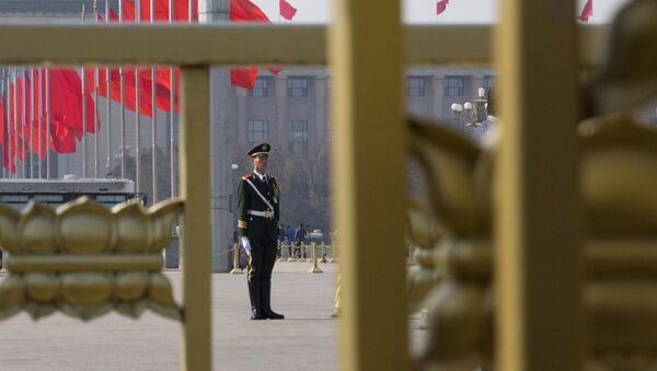 Náměstí Nebeského klidu v Pekingu - Sputnik Česká republika