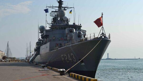 Lodě NATO kotví v Oděse - Sputnik Česká republika