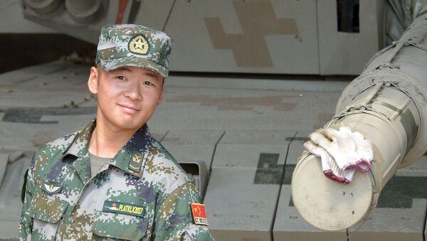 Čínský voák - Sputnik Česká republika