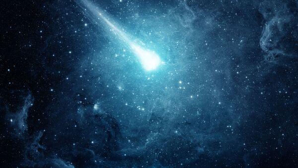 Kometa. Ilustrační foto - Sputnik Česká republika