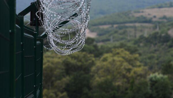 Hranice Jižní Osetie - Sputnik Česká republika