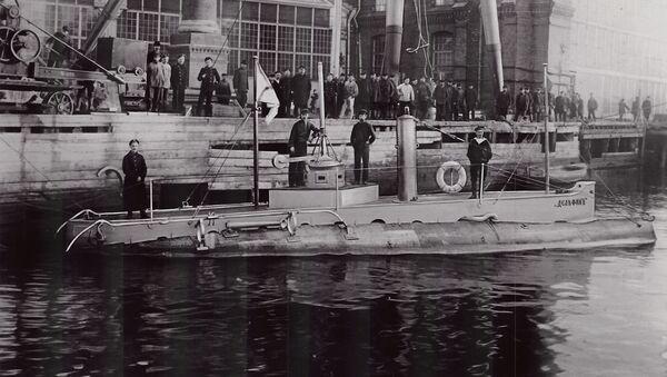 Ponorka Delfín - Sputnik Česká republika