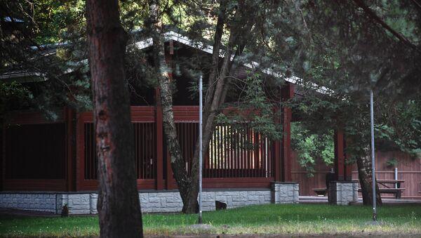 Vila v Serjebrjanom Boru - Sputnik Česká republika