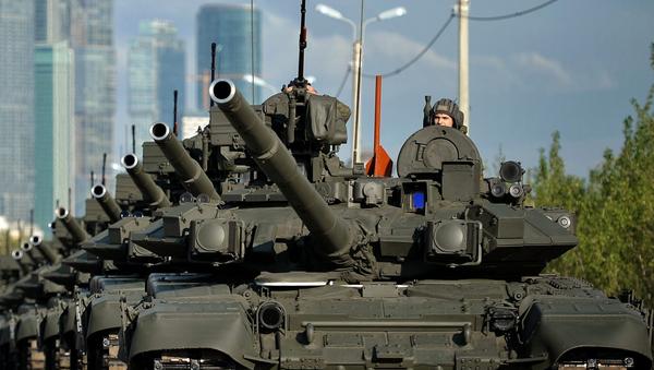 T-90 MS. Nový život létajícího tanku - Sputnik Česká republika