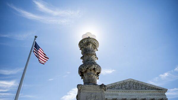 Soud v USA - Sputnik Česká republika