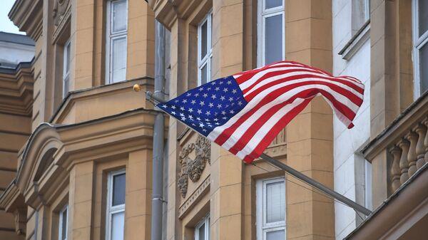 Budova amerického velvyslanectví v Moskvě - Sputnik Česká republika
