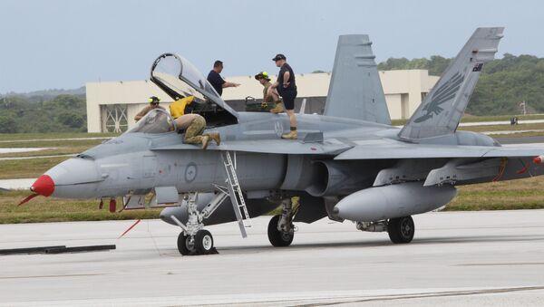 Letecká základna USA na ostrovu Guam. Ilustrační foto. - Sputnik Česká republika