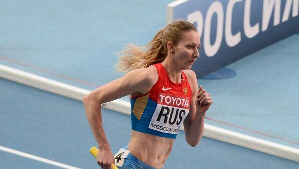 Ruská atletka Taťána Firovová - Sputnik Česká republika