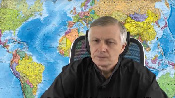 Pjakin odpovídá na otázky - Sputnik Česká republika