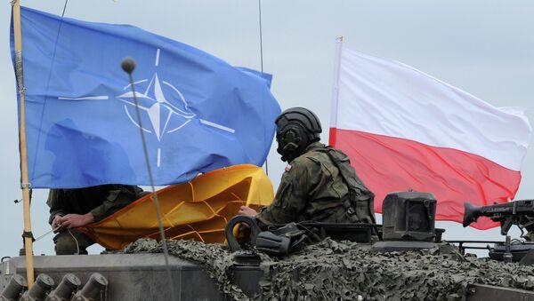 Cvičení NATO v Polsku - Sputnik Česká republika