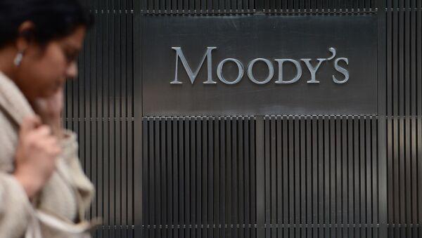 Moody's - Sputnik Česká republika