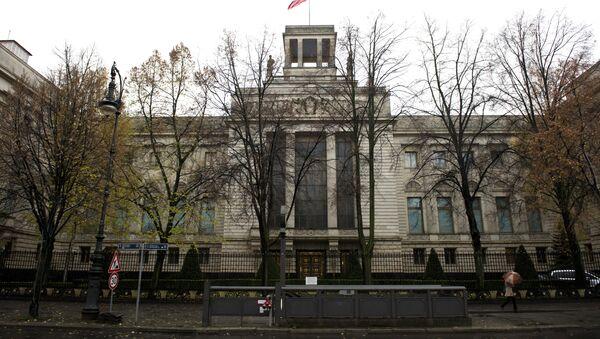 Ruské velvyslanectví v Berlíně - Sputnik Česká republika