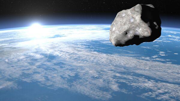 Asteroid v blízkosti Země - Sputnik Česká republika