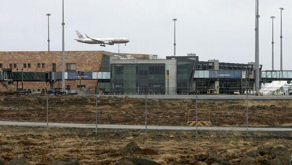 Mezinárodní letiště Keflavik - Sputnik Česká republika