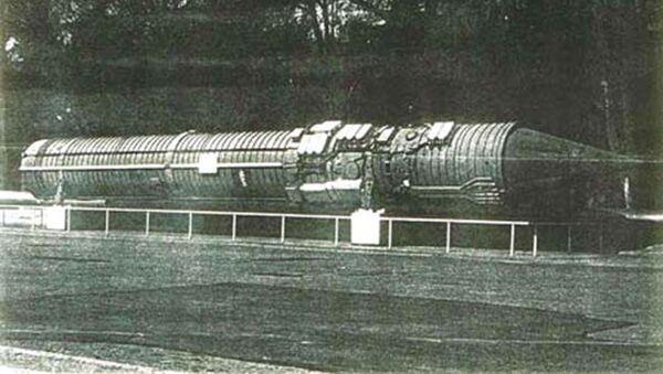 Raketa systému Perimetr - Sputnik Česká republika