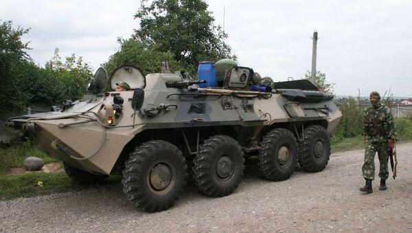 Antiteroristická operace v Ingušsku (archívní foto) - Sputnik Česká republika