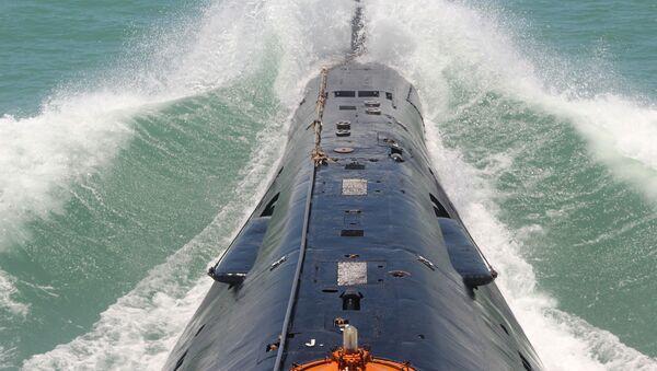 Ponorka čínského námořnictva - Sputnik Česká republika