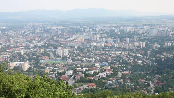 Košice, Slovensko - Sputnik Česká republika