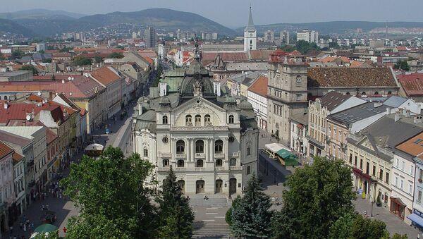 Státní divadlo v Košicích - Sputnik Česká republika