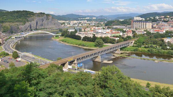 Ústí nad Labem - Sputnik Česká republika
