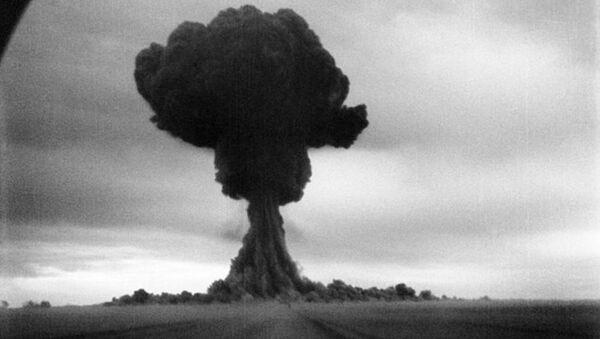 29. srpna 1949 Sovětský svaz na Semipalatinském jaderném polygonu úspěšně otestoval svoji první jadernou hlavici - Sputnik Česká republika