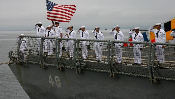 Američtí námořníci - Sputnik Česká republika