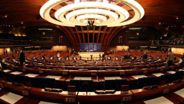 Rada Evropy - Sputnik Česká republika