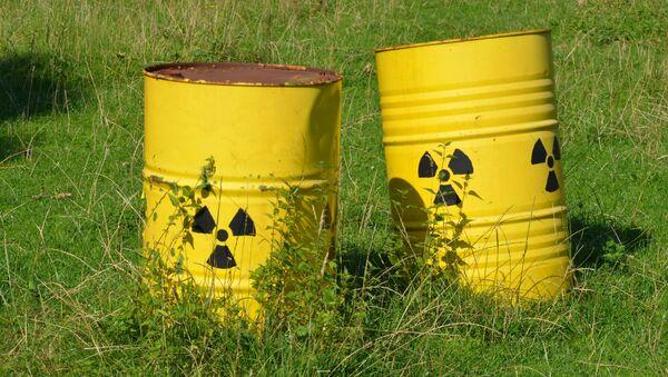 Sudy s radioaktivními látkami - Sputnik Česká republika