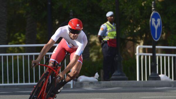 Ruský cyklista Maxim Bělkov - Sputnik Česká republika