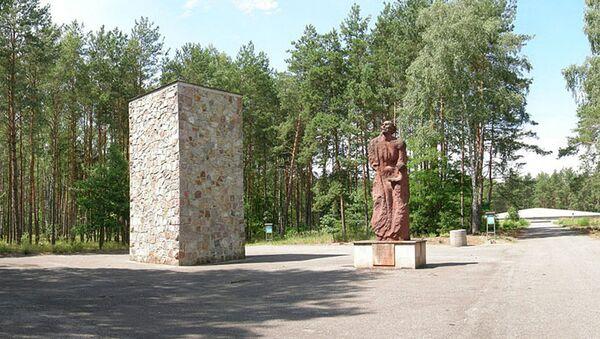 Pamětní komplex Sobibor v Polsku - Sputnik Česká republika