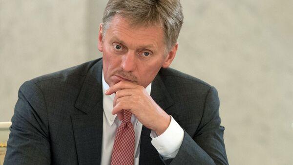 Tiskový mluvčí prezidenta Dmitrij Peskov - Sputnik Česká republika