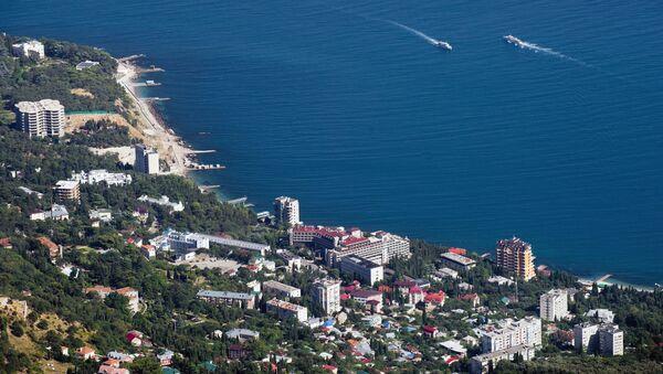 Černé moře, Krym - Sputnik Česká republika