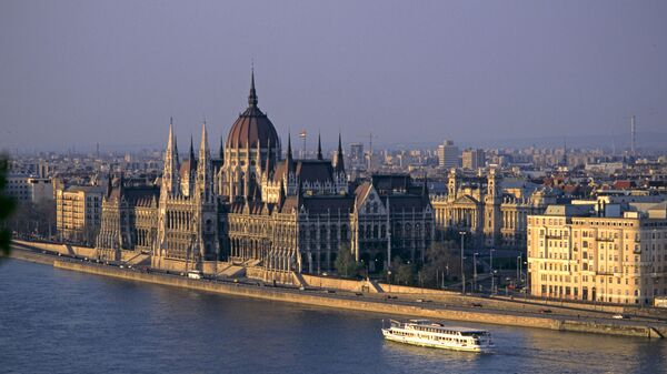 Budapešť, Maďarsko - Sputnik Česká republika