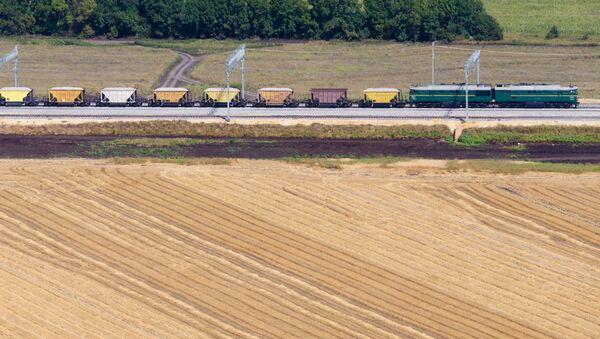 Trase ze stanice Žuravka - Sputnik Česká republika