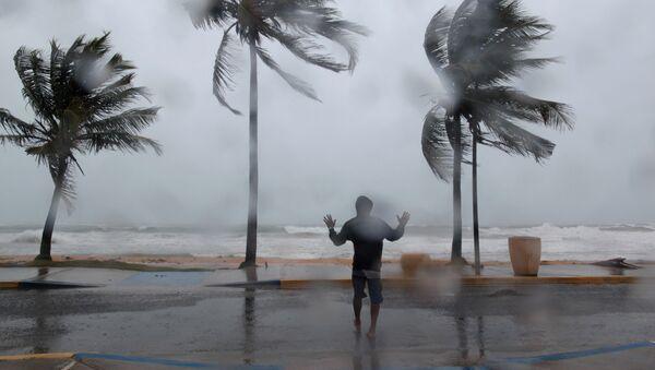 Hurikán Irma - Sputnik Česká republika
