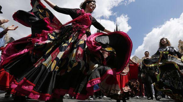 Mezinárodní festival Romů Khamoro v Praze - Sputnik Česká republika