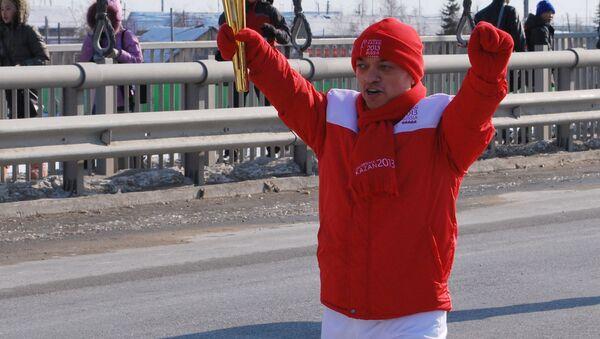 Ruský sportovec Vladimir Balynec - Sputnik Česká republika