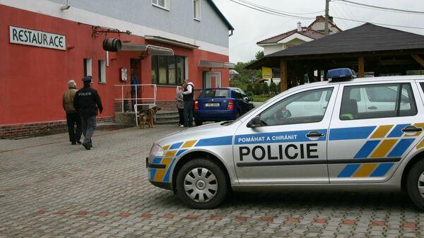 Česká policie. Ilustrační foto - Sputnik Česká republika