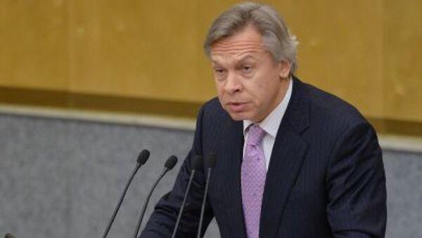 Alexej Puškov - Sputnik Česká republika