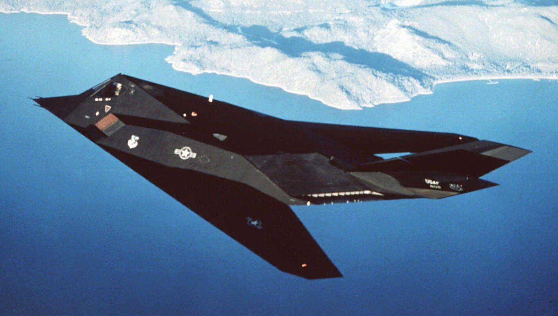 Americký letoun F-117 - Sputnik Česká republika, 1920, 02.04.2021