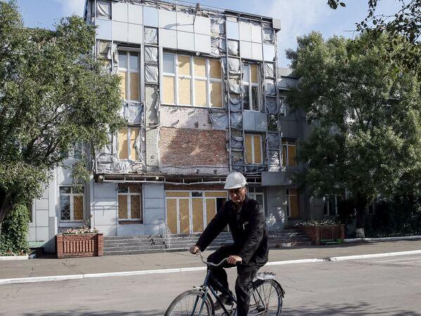 Všední dny Avdějevského koksochemického závodu - Sputnik Česká republika