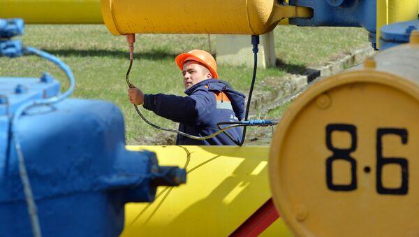 Ukrajinské potrubí - Sputnik Česká republika
